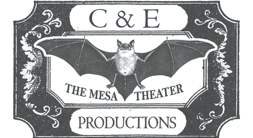 Mesa Theater - Logo